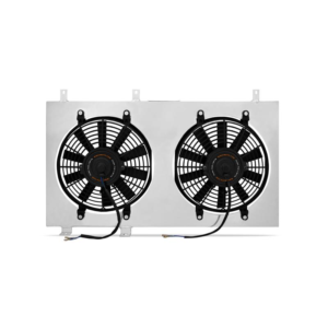 AE86 Performance Aluminum Fan Shroud